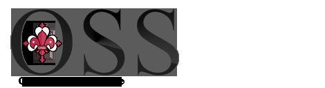 OSS – Ortodoxa Scouter i Sverige logo